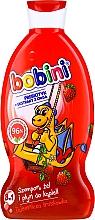 Parfums et Produits cosmétiques Shampooing, gel douche et bain moussant 3-en-1 Fraise mystérieuse - Bobini
