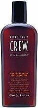Parfums et Produits cosmétiques Shampooing à la menthe, romarin et thym - American Crew Power Cleanser Style Remover