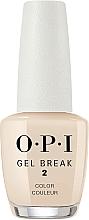 Parfums et Produits cosmétiques Traitement pour ongles - O.P.I Gel Break Lacquer