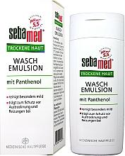Parfums et Produits cosmétiques Émulsion nettoyante au panthénol pour corps - Sebamed Trockene Haut Wash Emulsion