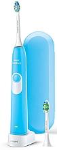 Parfums et Produits cosmétiques Brosse à dents électrique sonique, bleu - PHILIPS Sonicare HX6212/87