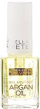 Parfums et Produits cosmétiques Huile d'argan pour les cuticules - Gabriella Salvete Nail Care Nail & Cuticle Argan Oil