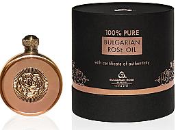 Parfums et Produits cosmétiques Huile pure de rose bulgare dans récipient en cuivre - Bulgarian Rose Oil