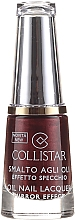 Parfums et Produits cosmétiques Vernis aux huiles effet miroir pour ongles - Collistar Oil Nail Lacquer Mirror Effect