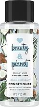 Parfums et Produits cosmétiques Après-shampooing à l'eau de coco et mimosa - Love Beauty&Planet Beauty And Bounty Conditioner