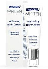 Parfums et Produits cosmétiques Crème de nuit éclaircissante à l'acide azélaïque - Novaclear Whiten Whitening Night Cream
