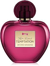 Parfums et Produits cosmétiques Antonio Banderas Her Secret Temptation - Eau de Toilette