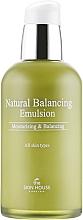 Emulsion à l'aloès pour visage - The Skin House Natural Balancing Emulsion — Photo N2