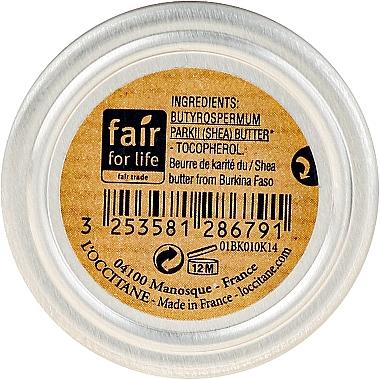 Beurre de karité pur pour corps (mini) - L'occitane Organic Pure Shea Butter — Photo N3