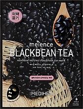 Parfums et Produits cosmétiques Masque à l'extrait de haricot noir pour visage - Mediheal Meience Blackbean Tea Mask
