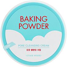 Parfums et Produits cosmétiques Crème purifiante au bicarbonate de soude pour visage - Etude House Baking Powder Pore Cleansing Cream
