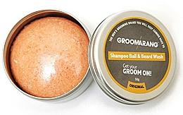 Parfums et Produits cosmétiques Shampooing solide pour barbe - Groomarang Shampoo Ball & Beard Wash