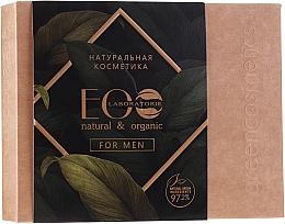 Parfums et Produits cosmétiques ECO Laboratorie Man - Set (shampooing/150ml + gel douche/150ml)