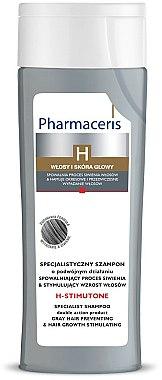 Shampooing stimulant la croissance pour cheveux gris - Pharmaceris H-Stimutone Specialist Shampoo Gray Hair Preventing & Hair Growth Stimulating