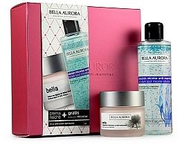 Parfums et Produits cosmétiques Bella Aurora Damenkosmetik Set - Set (eau micellaire/200ml + crème pour visage/50ml)
