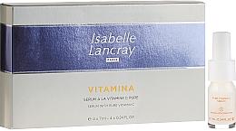 Parfums et Produits cosmétiques Sérum à la vitamine C pure - Isabelle Lancray Vitamina Serum With Pure Vitamin C