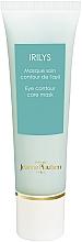 Parfums et Produits cosmétiques Masque à l'acide hyaluronique pour contour des yeux - Methode Jeanne Piaubert Irilys Eye Contour Care Mask