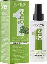 Parfums et Produits cosmétiques Spray au thé vert pour cheveux - Revlon Professional Uniq One Green Tea Scent Hair Treatment