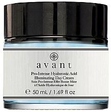 Parfums et Produits cosmétiques Soin de jour à l'acide hyaluronique - Avant Pro-Intense Hyaluronic Acid Illuminating Day Cream