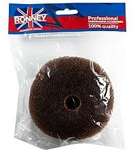 Parfums et Produits cosmétiques Donut cheveux, 11x4.5 cm, marron - Ronney Professional Hair Bun 050