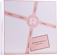 Rochas Mademoiselle Rochas - Coffret (eau de parfum/90ml + lait corporel/100ml + eau de parfum/7.5ml) — Photo N1