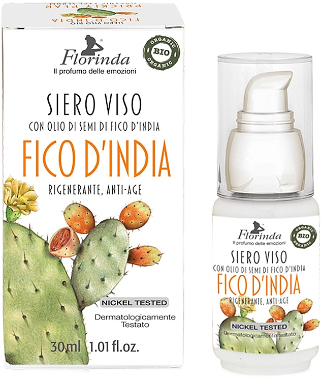 Sérum pour visage - Florinda Fico D'Inda Regenerate Anti Age Serum — Photo N1