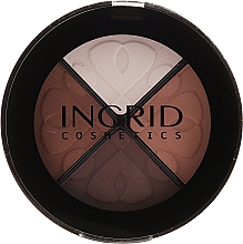 Parfums et Produits cosmétiques Fards à paupières - Ingrid Cosmetics Smoky Eyes Eye Shadows