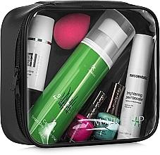 Parfums et Produits cosmétiques Trousse de toilette transparente Beauty Guru, (sans contenu) - MakeUp