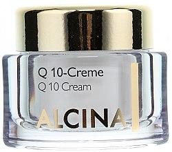 Crème à la coenzyme Q10 et vitamine E pour visage - Alcina Q 10 Creme — Photo N2