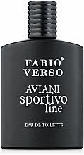 Parfums et Produits cosmétiques Bi-Es Fabio Verso Aviani Sportivo Line - Eau de Toilette
