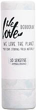Parfums et Produits cosmétiques Déodorant stick hypoallergénique - We Love The Planet So Sensitive Deodorant Stick