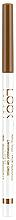 Parfums et Produits cosmétiques Crayon sourcils rétractable - Beter Brow Liner High Definition