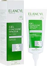 Parfums et Produits cosmétiques Gel concentré minceur, Lierre et Caféine - Elancyl Slimming Concentrate Gel Slimming Activation