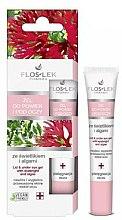 Parfums et Produits cosmétiques Gel aux euphraises et algues pour le contour des yeux - Floslek Lid And Under Eye Gel With Eyebright And Algae