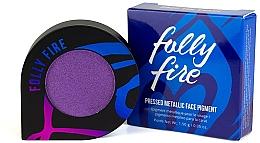 Parfums et Produits cosmétiques Pigment métallique pour visage - Folly Fire Drop The Shade