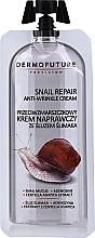 Parfums et Produits cosmétiques Crème à l'extrait de bave d'escargot pour visage - Dermofuture Snail Repair Anti-Wrinkle Cream