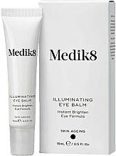 Parfums et Produits cosmétiques Baume à l'eau de concombre contour des yeux - Medik8 Illuminating Eye Balm