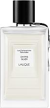 Parfums et Produits cosmétiques Lalique Les Compositions Parfumees Chypre Silver - Eau de Parfum