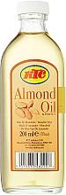 Parfums et Produits cosmétiques Huile d'amande - KTC Almond Oil