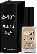 Parfums et Produits cosmétiques Fond de teint - Joko All In One Foundation