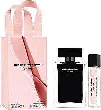 Parfums et Produits cosmétiques Narciso Rodriguez for Her Set - Coffret (eau de toilette/50ml + brume pour cheveux/10ml)