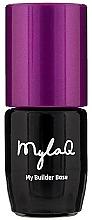 Parfums et Produits cosmétiques Base hybride pour extension d'ongles - MylaQ My Builder Base