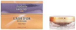 Parfums et Produits cosmétiques Crème à l'extrait de chicorée et cellules de fleurs pour visage - Isabelle Lancray L'age D'Or Marianne Eternal Cream