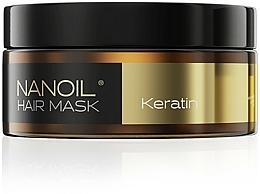 Parfums et Produits cosmétiques Masque à la kératine pour cheveux - Nanoil Keratin Hair Mask