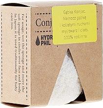 Parfums et Produits cosmétiques Éponge exfoliante et massante - Hydrophil