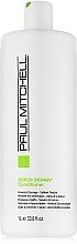 Parfums et Produits cosmétiques Après-shampooing préparateur de brushing - Paul Mitchell Smoothing Super Skinny Daily Treatment