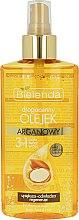 Parfums et Produits cosmétiques Huile d'argan 3en1 pour corps, cheveux et visage - Bielenda Drogocenny Olejek