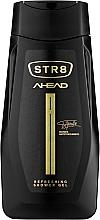 Parfums et Produits cosmétiques Str8 Ahead - Gel douche parfumé
