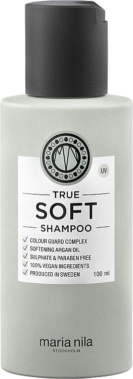 Shampooing à l'huile d'argan - Maria Nila True Soft Shampoo — Photo N1