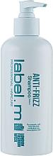 Parfums et Produits cosmétiques Shampooing anti-frisottis à l'acide lactique - Label.m Anti-Frizz Shampoo